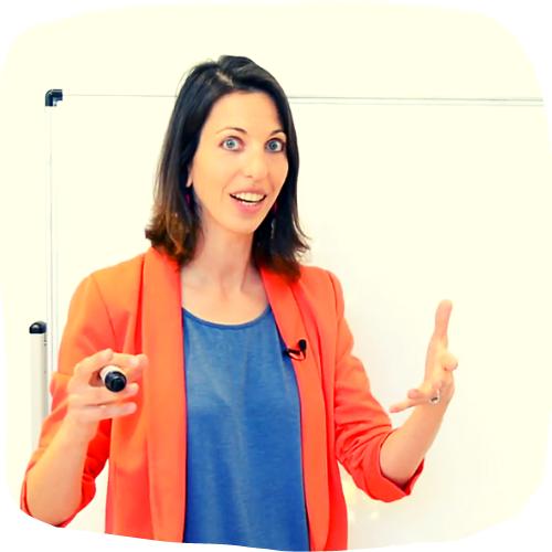 Silvia Myers teaching