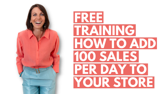 Add 100 Sales per Day To Your eCommerce Business